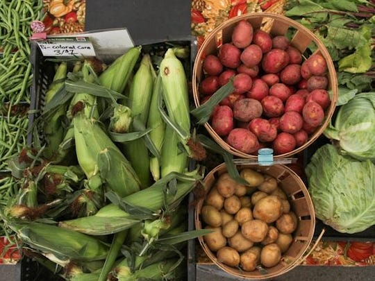 Freehold farm market