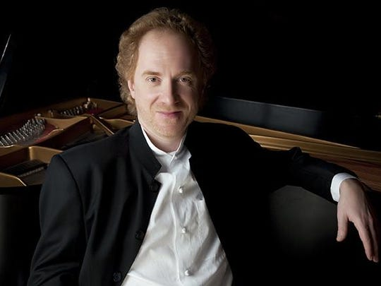 Boris Slutsky is featured on Mozart's Piano Concerto No. 20 for the Opening Night program on Aug. 2 for Peninsula Music Festival.
