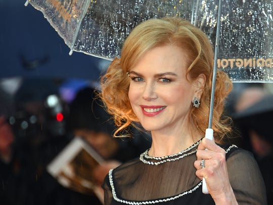 "Nicole Kidman will return to the London stage in ""Photograph 51,"" a play about a scientist who helped discover DNA's double-helix structure."