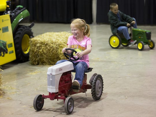 Oregon Ag Fest is two-days of hands-on activities, demonstrations and educational fun April 29-30 at the Oregon State Fairgrounds.