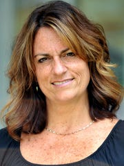 Brooke Coyle, of Vineland, is the new principal at Our Lady of Mercy Academy, Tuesday, Jul. 19, 2016 in Newfield.