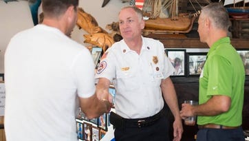 St. Lucie County fire chief is out as board OKs his retirement following union complaints