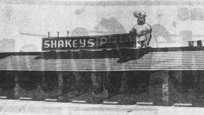 Shakey's Pizza opened in 1970 at 49th Street and Western Avenue.