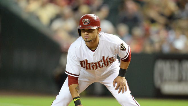 Gerardo Parra was hitting just .259 with a .305 on-base and .362 slugging, all career lows, this season.