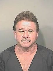 50-year-old Eric Dale Shannon of Palm Bay was charged with Driving while License Suspended, Workers' Compensation Fraud-Failure to Secure Coverage and Workers' Compensation Fraud-Present False Cert. of Compliance