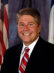 Polk County Attorney John Sarcone