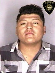 Police arrested Jonathon Gonzalez-Mendez, 21, on charges of first-degree theft and unauthorized use of a vehicle.