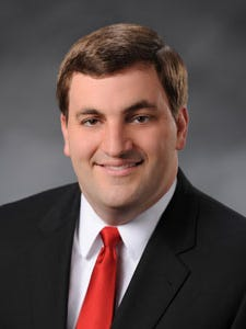 Vanderburgh County Prosecutor Nicholas Hermann