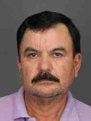 Federico Martinez, 56, of New Rochelle is accused of