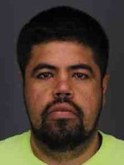 Cristian Munguia, 30, of New Rochelle is accused of