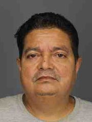 Hector Torres-Alcarez, 51, of New Rochelle is accused