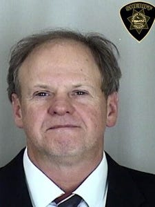 Clayton Stanfill, 53, was arrested for violating his probation.