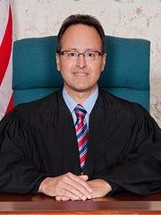 Circuit Judge Ramiro Manalich wants Robert Anderson