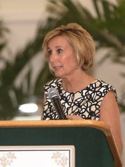 Wendy Steele, keynote speaker at Indian River Impact