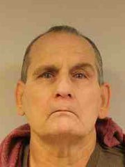 Marino Magaletti, 63, was arrested and is facing two