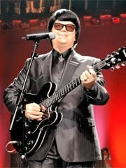 """""""A Musical Tribute to Roy Orbison & Conway Twitty,""""a double-bill show, features Brian McCullough aslegendary performers Roy Orbison and Conway Twitty."""