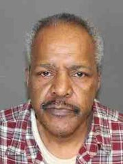 John Brown, 58, of Peekskill was arrested on Feb. 19,