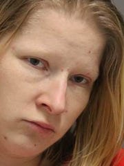 Alicia A. Hart, 27, has been indicted on charges of theft, selling stolen property, conspiracy and criminal trespass.