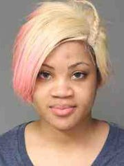 Latonia Shelecia Stewart, 26, was arrested in connection