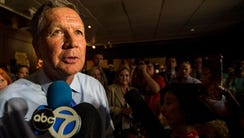 Gov. John Kasich told congressional Republicans that