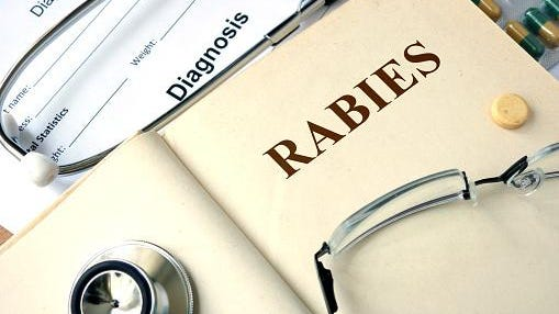 Delaware officials announced on Monday that a Kent County woman has died of rabies.