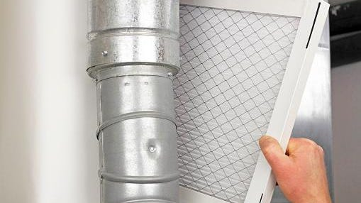 Furnace filters need to be changed seasonally at the bare minimum.