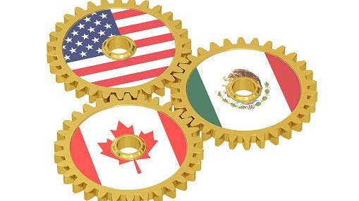 The trade imbalances within NAFTA aren't as large as they seem.