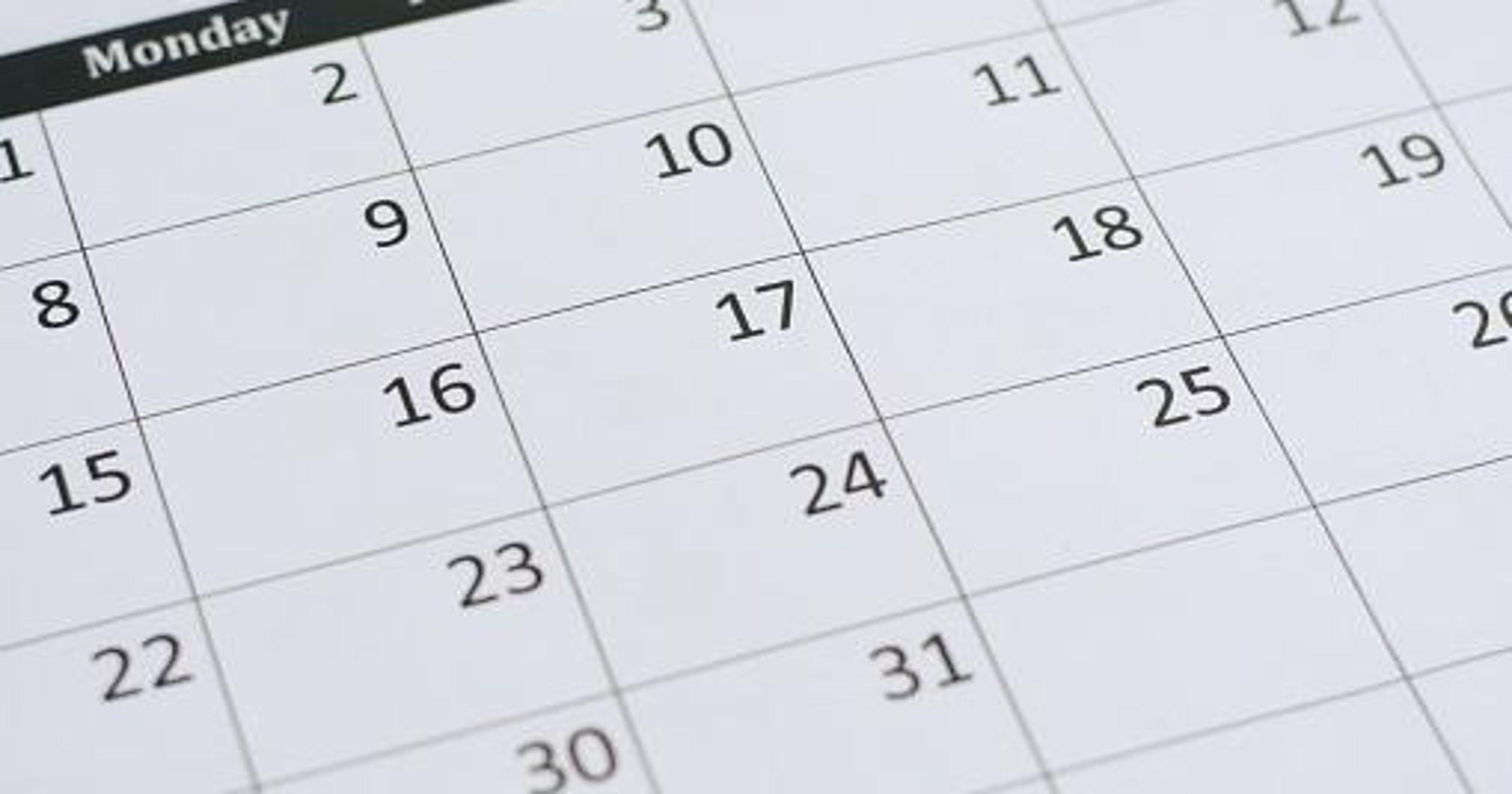 Long-running events in Door County, July 25