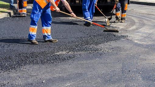 Lake Township trustees award Central Allied Enterprises with 2020 paving contract.