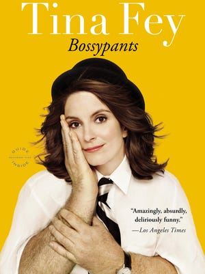 Cover of 'Bossypants' by Tina Fey