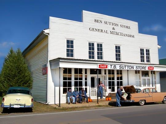 Ben Sutton Store and General Merchandise in Granville.