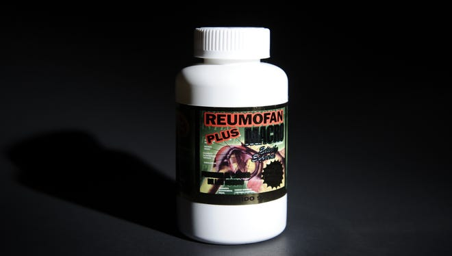 The FDA warns that consumers should not purchase Reumofan dietary supplements.