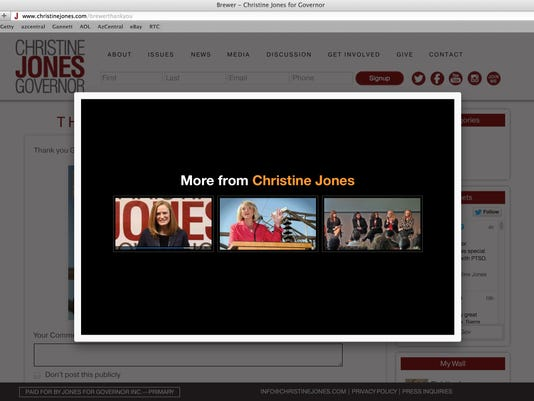 jones brewer video
