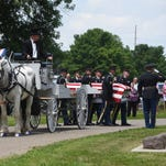 Pvt. Appleby, killed in WWII, laid to rest in Coshocton