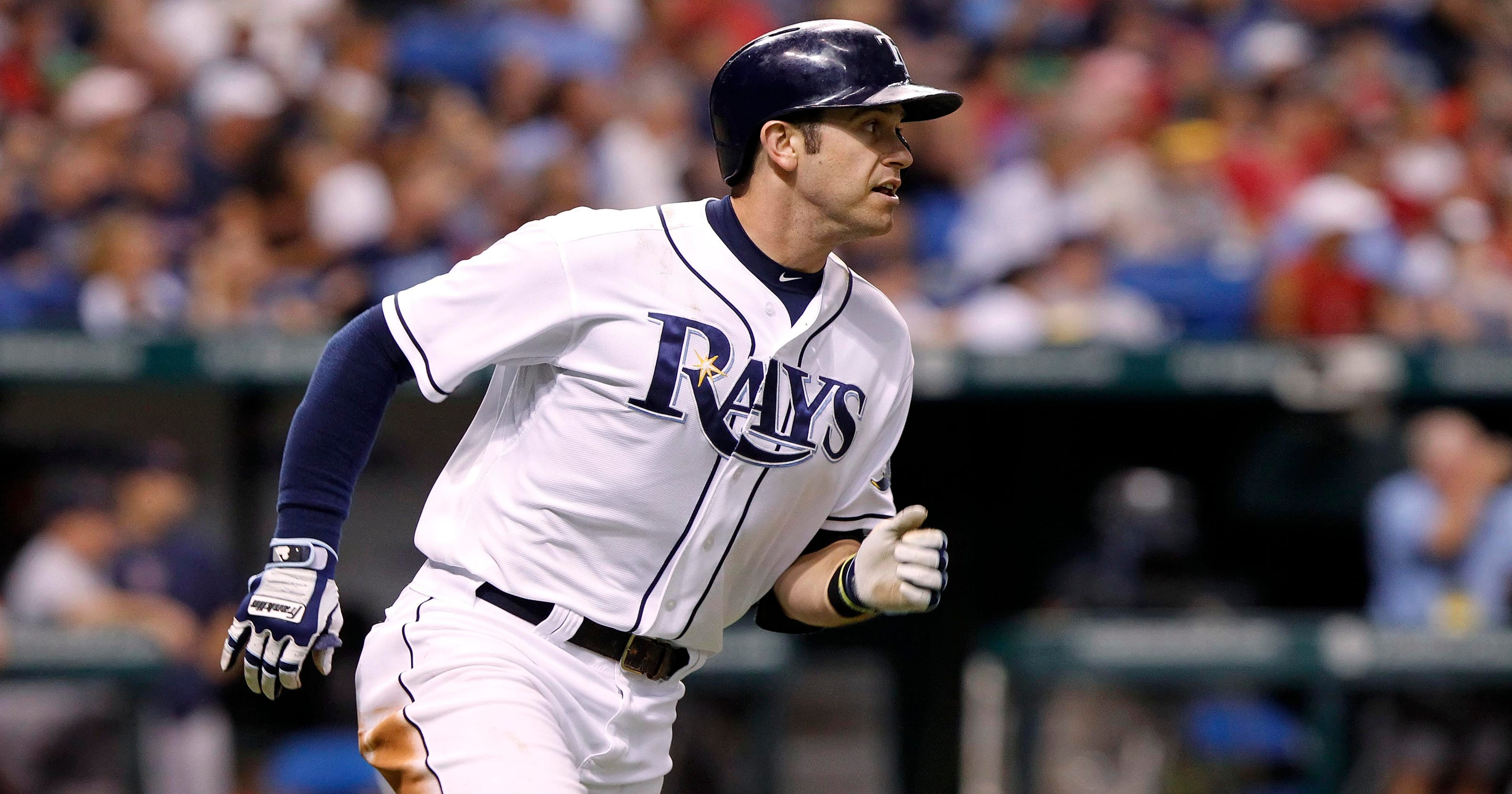 Rays Score Key Win Over Red Sox For Al Wild Card Race