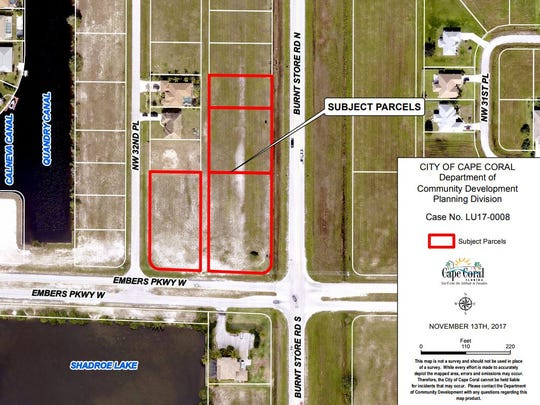 Cape Coral's Planning and Zoning Commission members