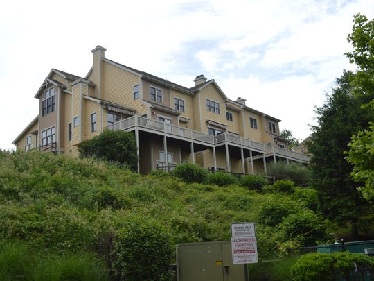 The Landing in Dobbs Ferry has filed papers to shift ownership from a homeowners association to a condominium.