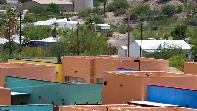The CBP says the houses provide a necessary service to agents working in a remote location. Ajo residents and local leaders question the expense.