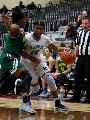 Freshman guard Jariah Patterson and top-seeded Immaculate Conception will play No. 3 Saddle River Day Sunday in the Bergen County tournament final.