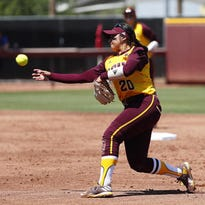 Marisa Stankiewicz lives up to family scrappy heritage for ASU softball