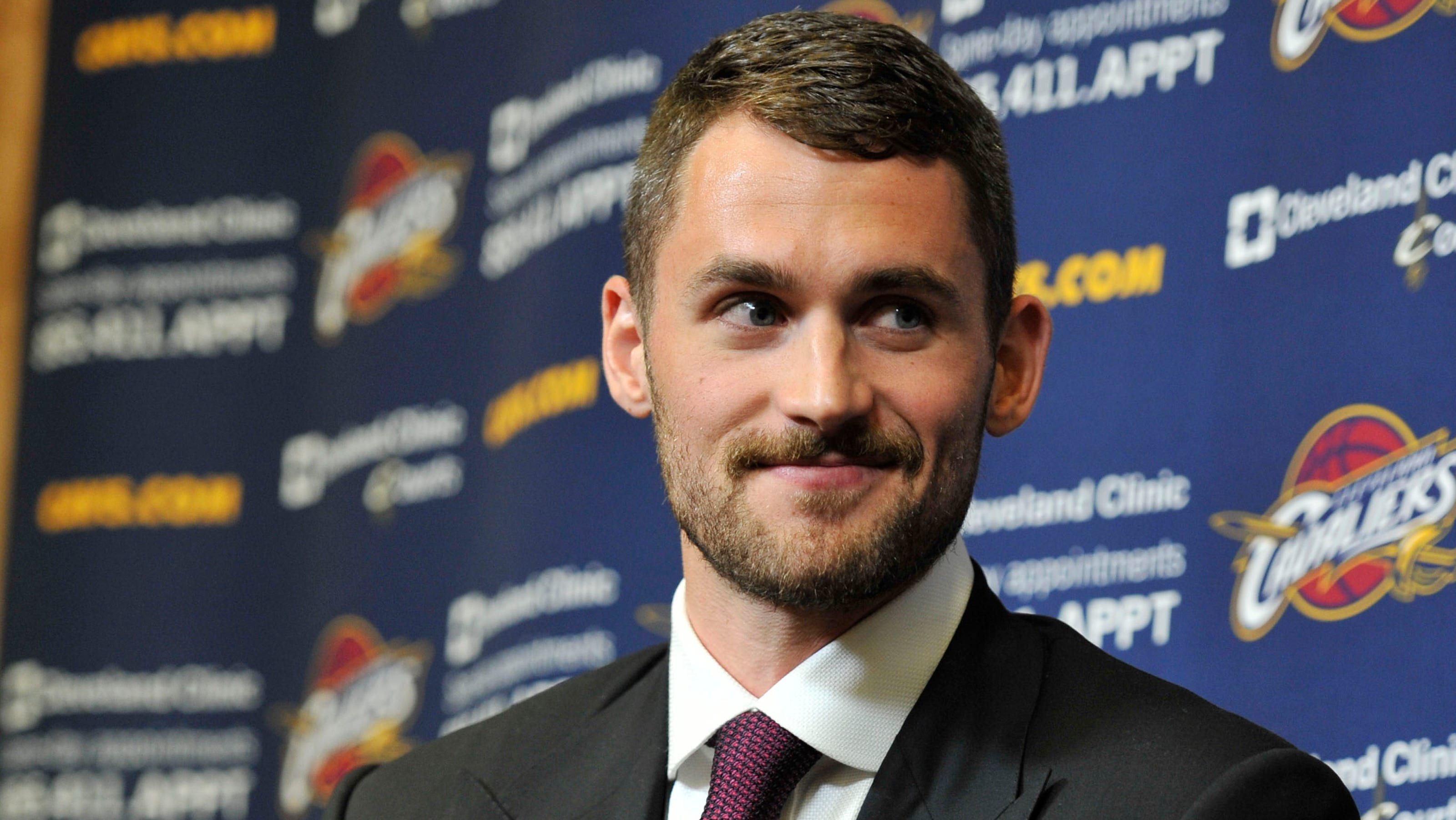Kevin Love Says Call From Lebron Helped Make Decision