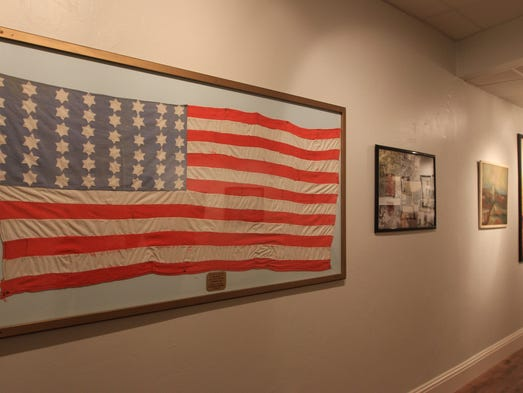 Fort myers american legion gallery shows veterans 39 art for Craft fair fort myers