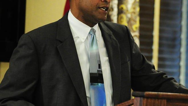 Richmond County State Court Chief Judge David Watkins.