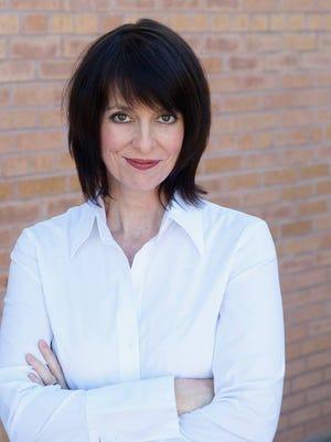 Local actress Katie McFadzen.