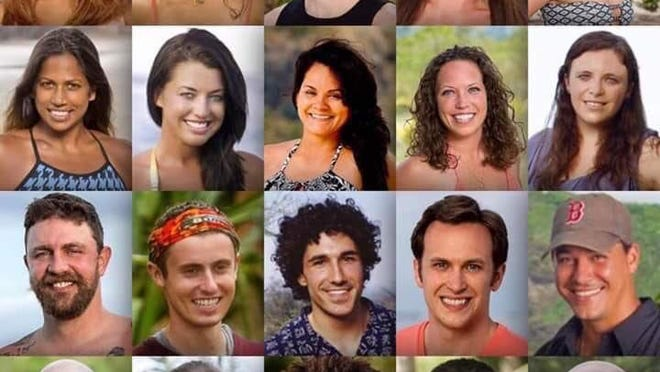 "The 40th season finale of ""Survivor"" airs on CBS."