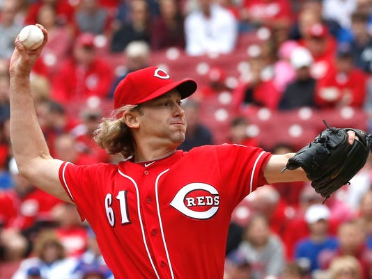 a474739beb5 Bronson Arroyo top performance of comeback lifts Cincinnati Reds to win  over Chicago Cubs
