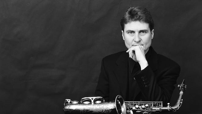 Rolling Stones saxophonist and composer Tim Ries will perform with students in the University of Nevada Jazz Ensemble during a concert on campus in the Nightingale Hall of the Church Fine Arts building at 7:30 p.m., Thursday, Oct. 15.