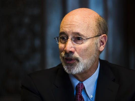 Pennsylvania Governor Wolf