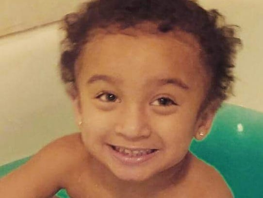 Ty'mil Solomon, who was shoved in a bathtub by his
