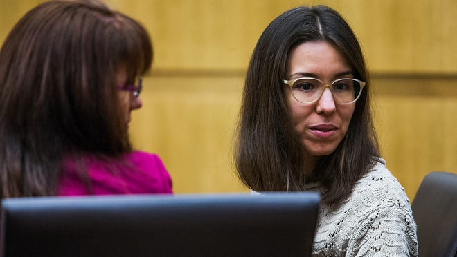 Can we please get the Jodi Arias dog and pony show over with?